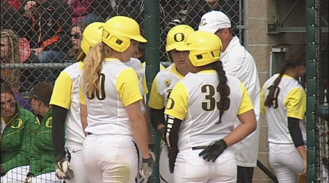 Ducks collect first sweep of Stanford since '95