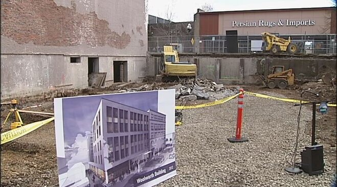 Downtown Eugene comeback story
