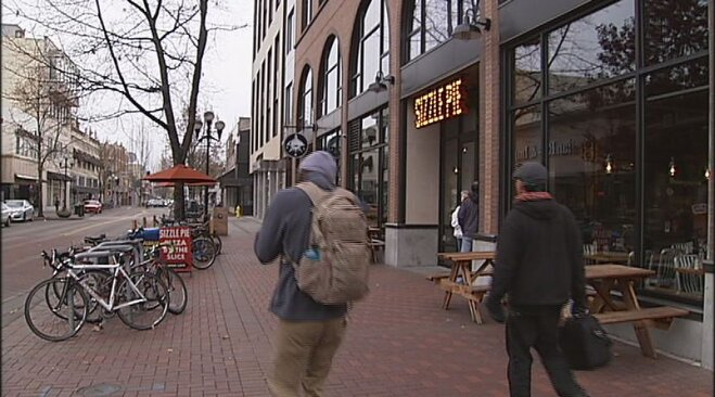 Downtown Eugene comeback story November 2013