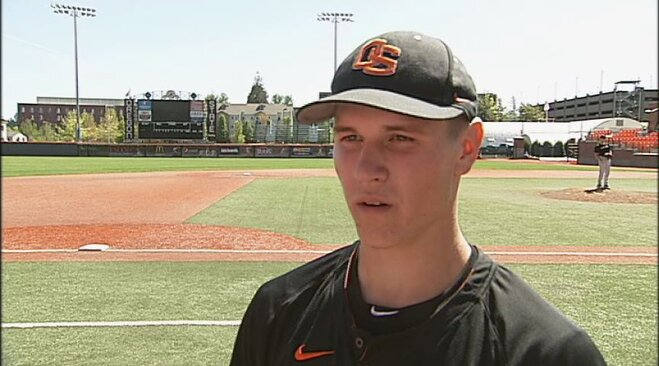 Jace Fry nearing return for Beavers