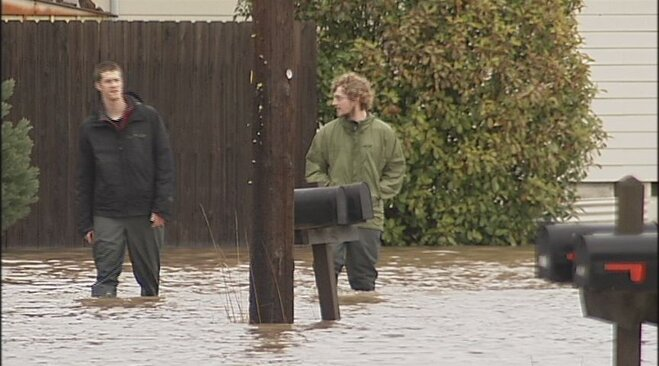 Flooding in Corvallis on January 19 (6)