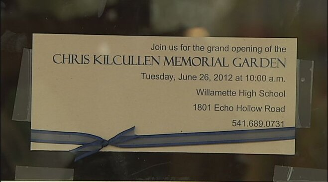 Garden dedicated June 26 to Officer Chris Kilcullen (15)