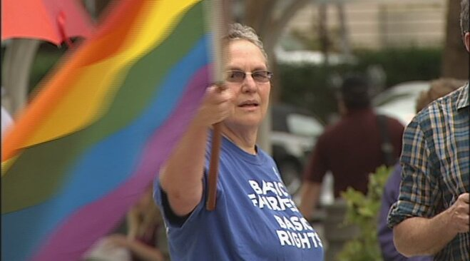 Gathering celebrates court ruling that supports marriage equality (11)