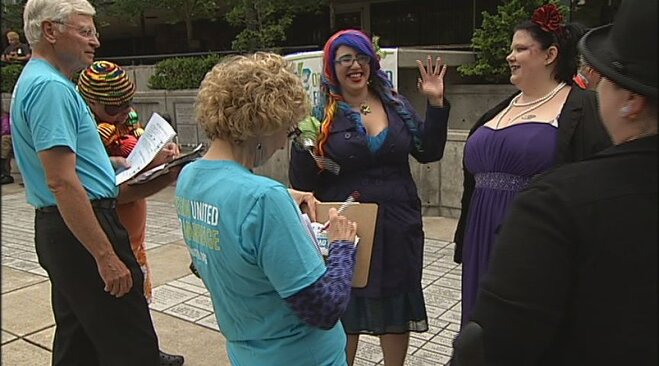 Gathering celebrates court ruling that supports marriage equality (9)