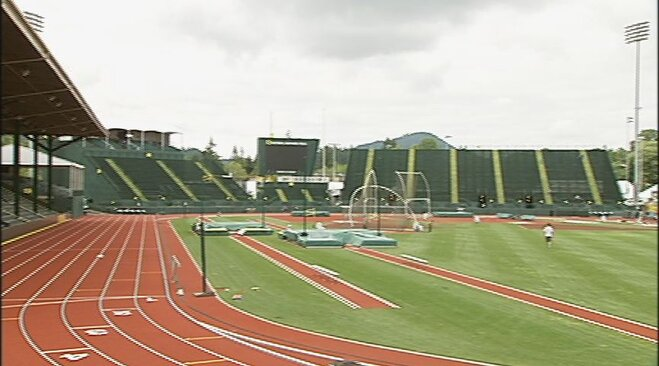 Hayward Field prepares for 2012 Olympic trials (1)