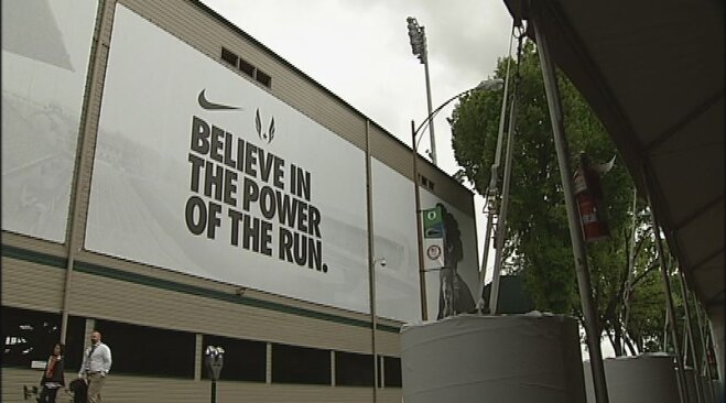 Hayward Field prepares for 2012 Olympic trials (7)
