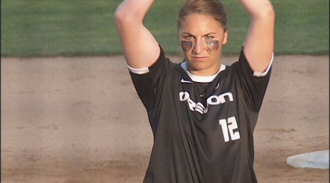 Jessica Moore wins 3rd Pac-12 Pitcher of the Week honor