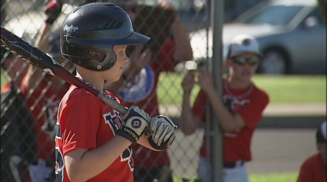 Willamette Valley 10U All Stars 'staying loose' before World Series