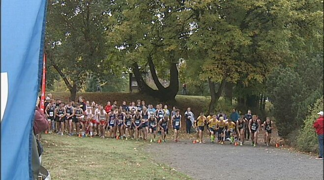 Marshfield boys, Marist girls claim MWL x-country titles