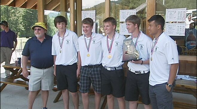 District Golf: Teams and individuals qualify for state tournaments