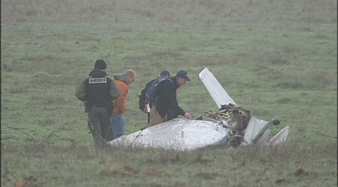 NTSB November 27 at scene of fatal plane crash (2)