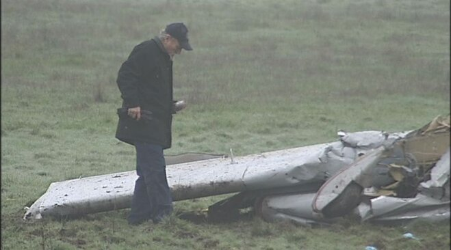NTSB November 27 at scene of fatal plane crash (3)