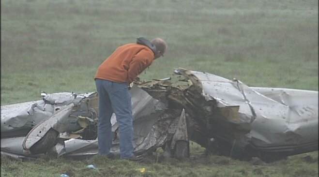 NTSB November 27 at scene of fatal plane crash (4)