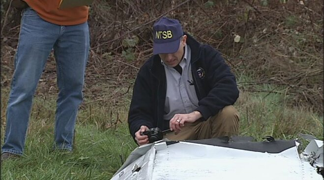NTSB November 27 at scene of fatal plane crash