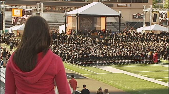 Oregon State Graduation 2012 (2)