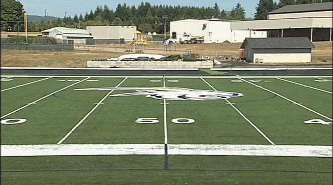 Pleasant Hill Football '12: New turf, more speed