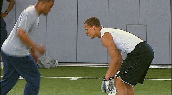 Oregon State Pro Day: Jordan Poyer