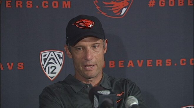 Beavers stunned at home