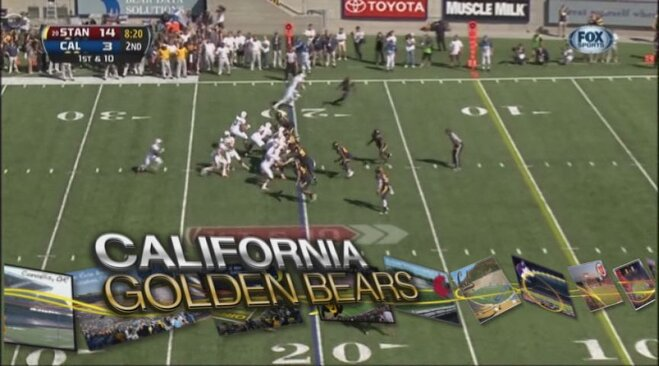Pac-12 Road Trip: Bear Raid