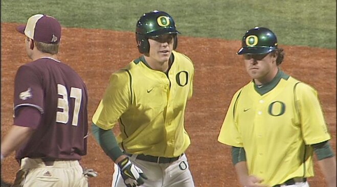Healy, Sherfy added to Golden Spikes watch list