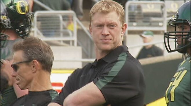 Duck Football: Scott Frost officially promoted to O.C.