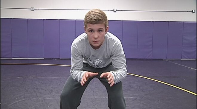 Kaptivating Kidz: Triple Crown grappler dreams big