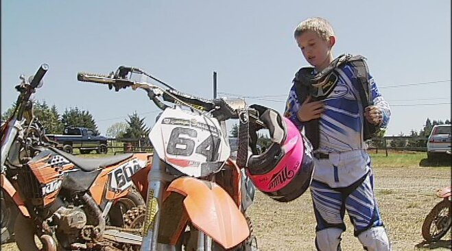 Kaptivating Kidz: 'Mad Max' Motocross National Champ