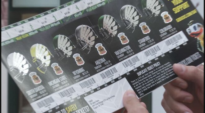 What's that smell? Oregon football tickets