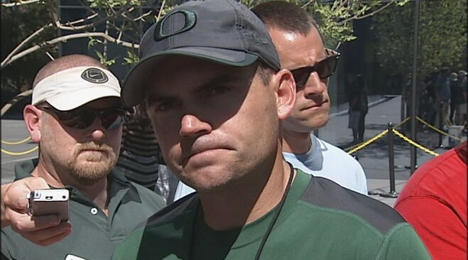 Duck Football: Coach Helfrich previews Tennessee
