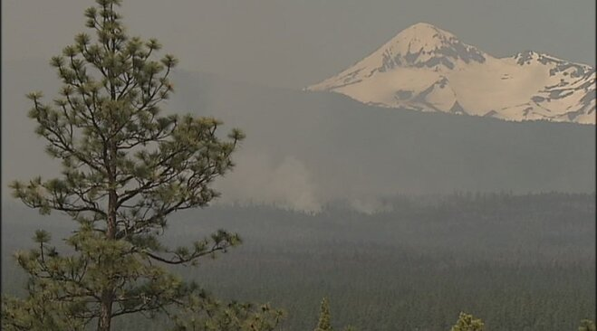 Crews make progress on containment, cause of Two Bulls fire