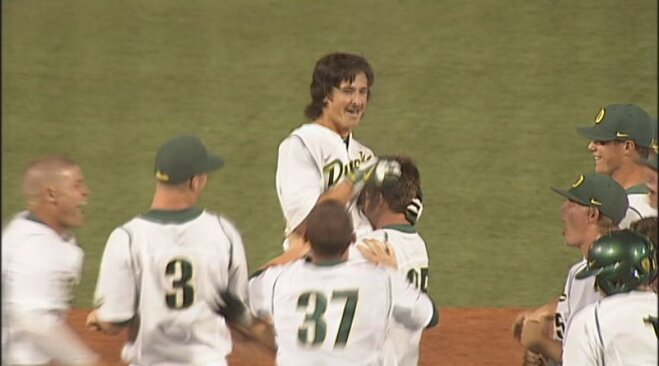 Payne delivers Duck win against Appel in 9th
