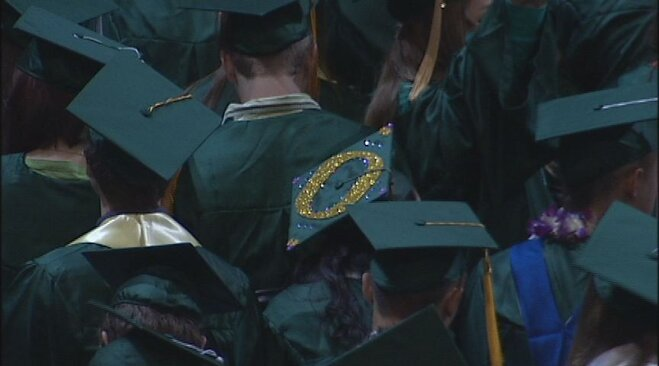 University of Oregon Graduation 2012 (6)