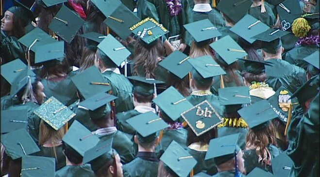 University of Oregon Graduation 2012 (7)
