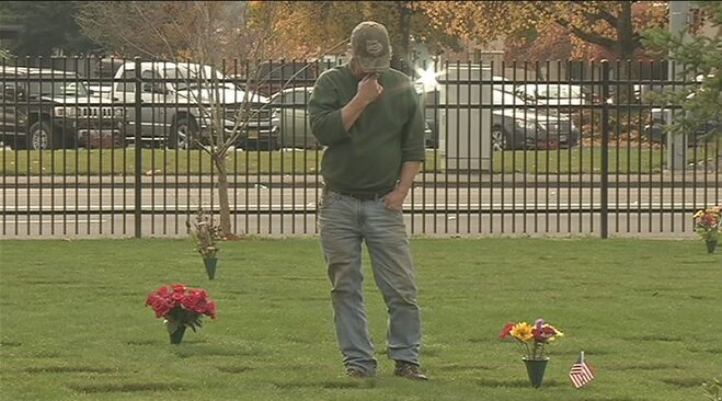 Veterans Day at Roseburg National Cemetery 2013 (4)