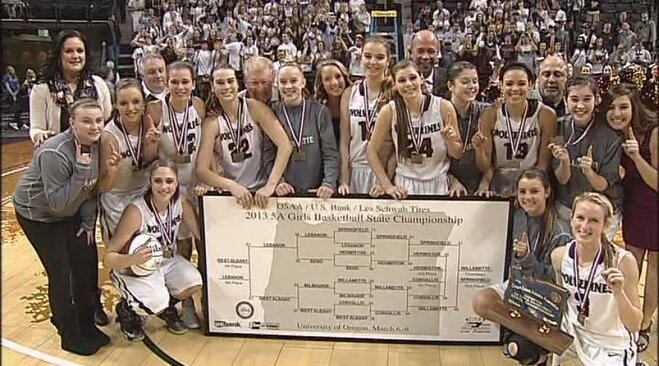 Willamette takes the rematch and the 5A title from Springfield