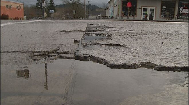 Weather whips up new crop of potholes (5)