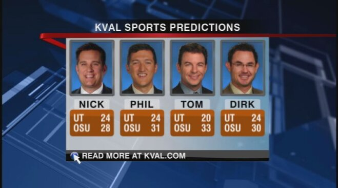 Alamo Bowl: KVAL Sports Predictions