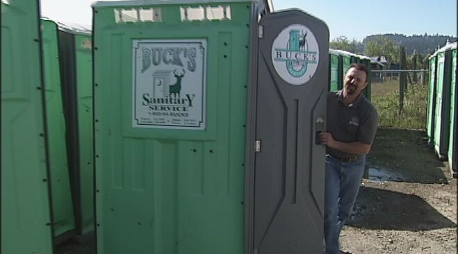 Dirtiest Jobs: Porta Potty Cleaning