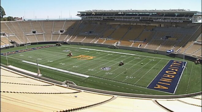 Pac-12 Tour: California Golden Bears