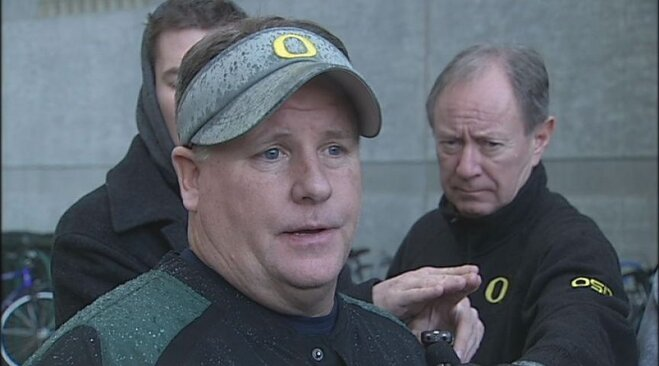 Chip Kelly reacts to Connecticut school shooting