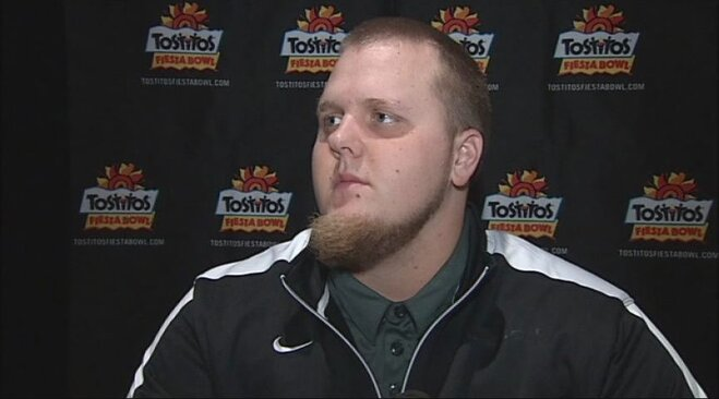 Video: Ryan Clanton on Fiesta Bowl