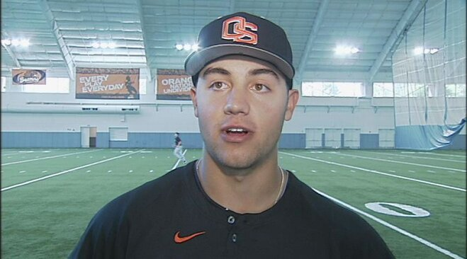 Video: Pac-12 Player of the Year Michael Conforto