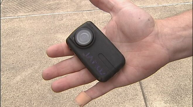 Portable cams give Sweet Home new edge on police patrol