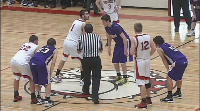 Drama in the Dog House: Creswell 55, Harrisburg 53
