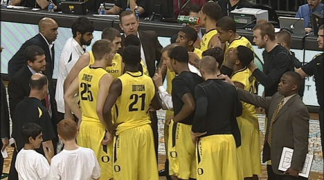 Ducks down the PSU Vikings 80-69