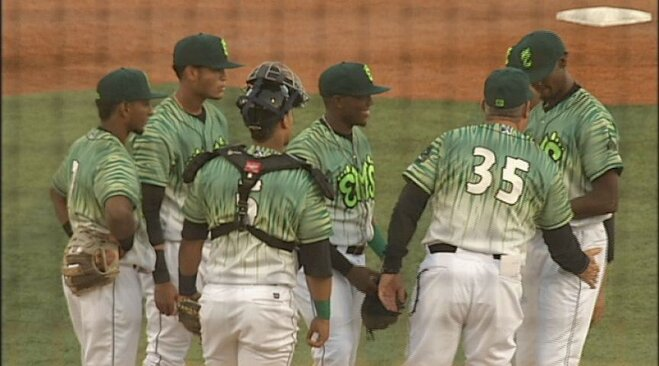 New-look Emeralds blanked by Boise in opener