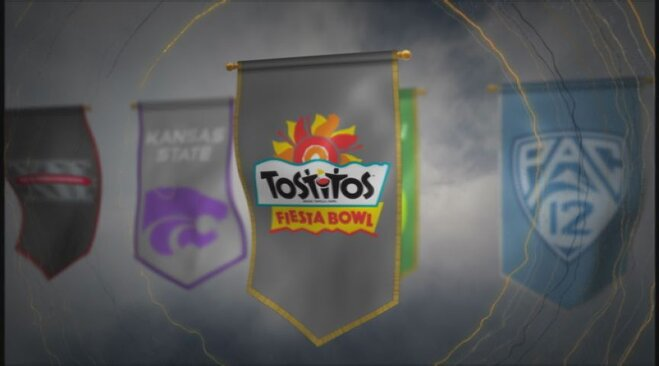 Videos: Ducks begin to ramp up for Fiesta Bowl