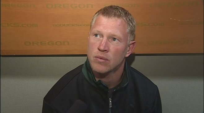 Video: Scott Frost after spring game