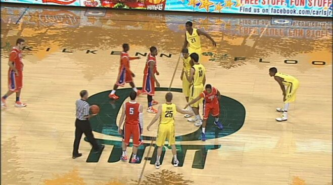 Oregon starts strong, beats Houston Baptist 91-50