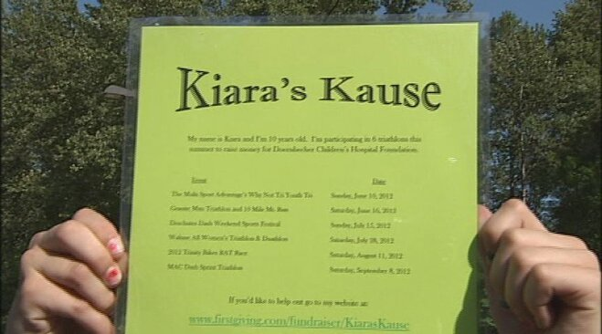 Kaptivating Kidz: Kiara's Kause